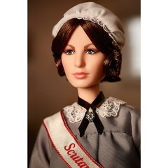 Barbie doll Florence Nightingale na internet