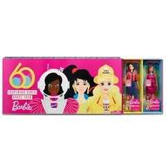 Barbie® 60th Anniversary Careers Dolls Limited Edition Bundle - comprar online