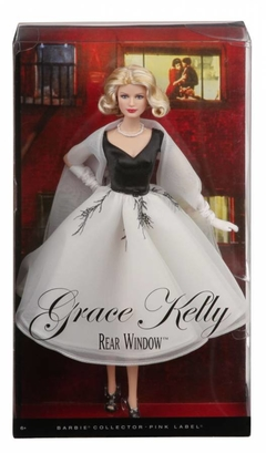 Rear Window Grace Kelly Barbie doll - comprar online