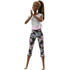 Barbie Made to Move - Original with Brunette Ponytail