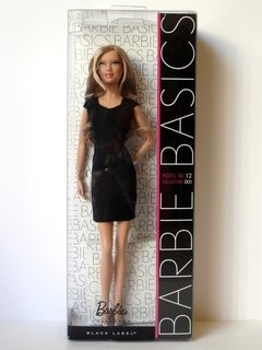 Barbie Model 12 Collection 001