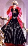 Happy Holidays 1998 Barbie doll