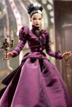 Haunted Beauty Mistress of the Manor Barbie doll - loja online