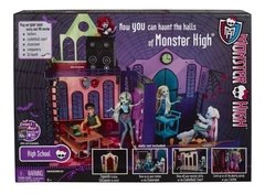 Monster High - High School Playset