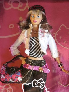 BARBIE HELLO KITTY 2007 - comprar online