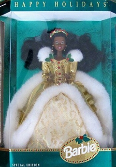 Barbie doll Happy Holidays 1994 - comprar online