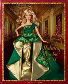 Holiday 2011 Barbie doll - comprar online
