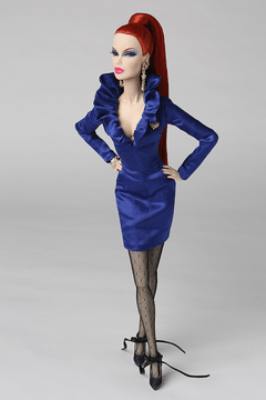 Opulence For The Bold Vanessa Perrin Doll na internet