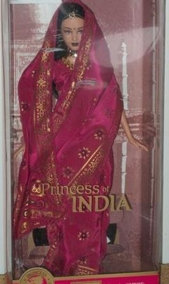 Princess of India Barbie Doll - comprar online