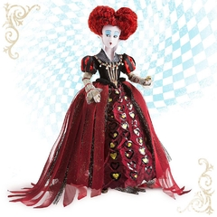 Alice Through the Looking Glass Iracebeth Red Queen doll