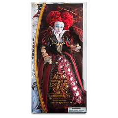 Alice Through the Looking Glass Iracebeth Red Queen doll - comprar online