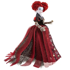 Alice Through the Looking Glass Iracebeth Red Queen doll na internet