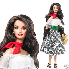 Barbie Italy Dolls of The World