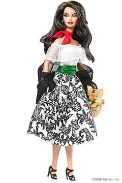 Barbie Italy Dolls of The World - comprar online