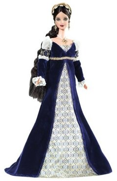 Princess of the Renaissance Italy Barbie Doll