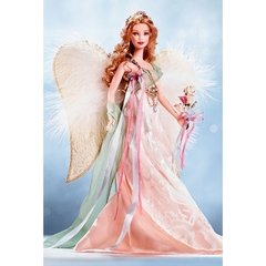 Golden Angel Barbie doll 2006