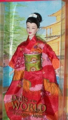 Princess of Japan Barbie Doll - comprar online