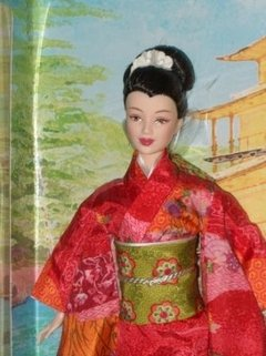 Princess of Japan Barbie Doll na internet