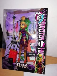 Monster High - Jinafire Long - Scaris, city of frights
