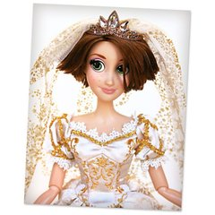 Imagem do Rapunzel Wedding Disney Limited doll