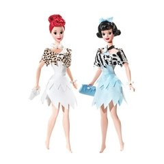 The Flintstones Barbie doll Gift Set