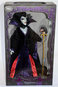 Disney Sleeping Beauty Maleficent Limited Edition Doll - comprar online