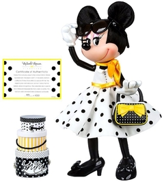 Minnie Mouse Signature Collection Limited Edition Doll Polka Dots