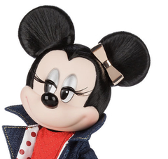 Minnie Mouse Signature Collection Limited Edition Doll Rock the Dots na internet