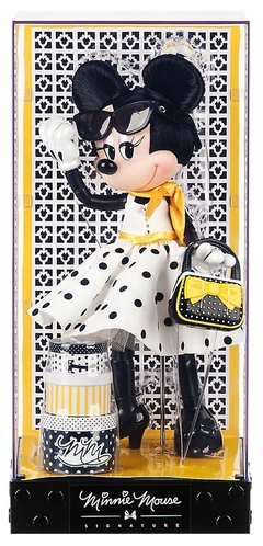 Minnie Mouse Signature Collection Limited Edition Doll Polka Dots na internet