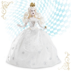 Alice Through the Looking Glass Mirana White Queen doll