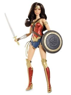 WONDER WOMAN - BARBIE DOLL