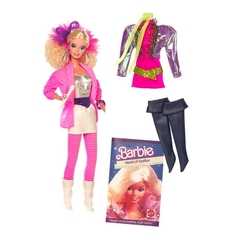 1986 My Favorite Barbie and The Rockers doll - comprar online