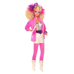 1986 My Favorite Barbie and The Rockers doll