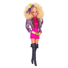 1986 My Favorite Barbie and The Rockers doll na internet