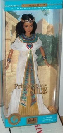 Princess of The Nile Barbie Doll - comprar online