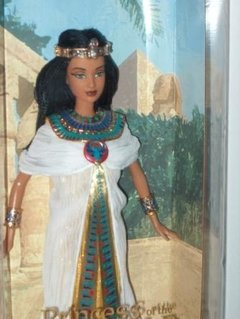 Princess of The Nile Barbie Doll na internet