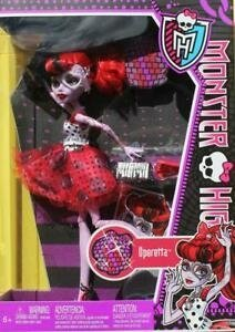 Monster High - Operetta - Dot Dead Gorgeous