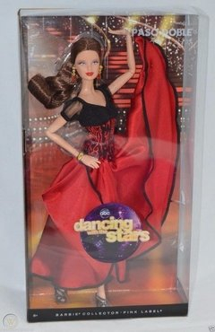 Dancing with Stars Paso Doble Barbie doll na internet