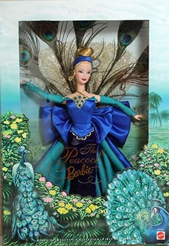The Peacock Barbie doll - comprar online