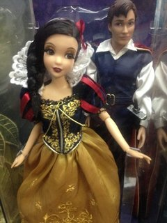 Disney SNOW WHITE & PRINCE Fairytale Designer na internet