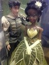 Disney TIANA e Naveen Fairytale Designer - Michigan Dolls