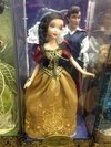 Disney SNOW WHITE & PRINCE Fairytale Designer - Michigan Dolls