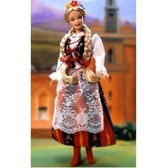 Barbie Polish Dolls of The World