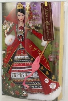 Queen of Hearts Barbie doll - comprar online