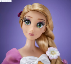 Rapunzel Tangled Disney Limited doll - 10th Anniversary doll - comprar online