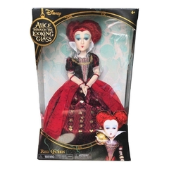 Alice Through the Looking Glass Red Queen doll - comprar online