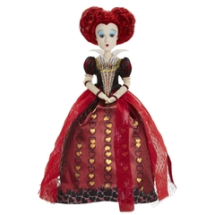 Alice Through the Looking Glass Red Queen doll