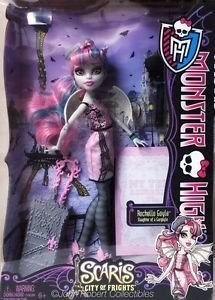 Monster High - Rochelle Goyle - Scaris, city of Frights