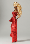 Red Realness The RUPAUL Doll na internet
