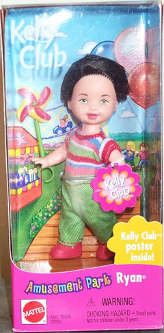Kelly Club 2000 Amusement Park Ryan doll - comprar online